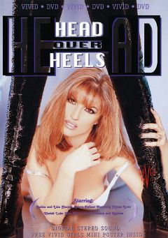 "Adult entertainment movie ""Head Over Heels"" starring Janine Lindemuller, Raylene & Alec Metro. Produced by Vivid Entertainment."