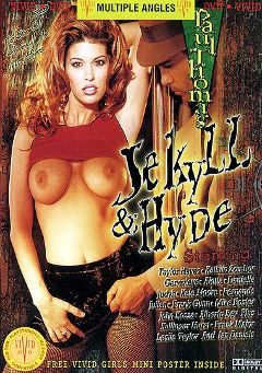 "Adult entertainment movie ""Jekyll And Hyde"" starring Taylor Hayes, Katlin Zambor & Judyh. Produced by Vivid Entertainment."