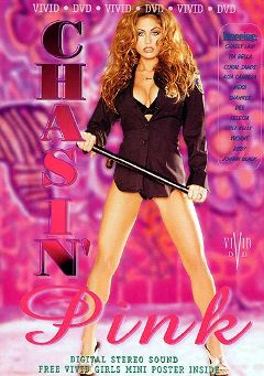 "Adult entertainment movie ""Chasin' Pink"" starring Chasey Lain, Tia Bella & Shawn E.. Produced by Vivid Entertainment."