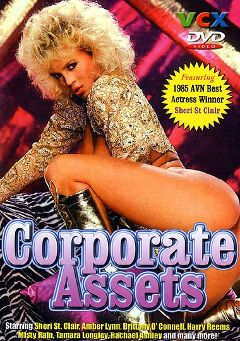 "Adult entertainment movie ""Corporate Assets"" starring Sheri St. Clair, Stephanie Bradley & Francois. Produced by VCX Home Of The Classics."