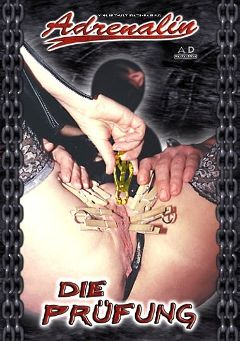 "Adult entertainment movie ""Die Prufung"". Produced by MEGA-FILM."