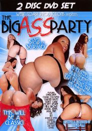 """Just Added presents the adult entertainment movie """"The Big Ass Party""""."""