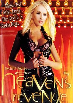 "Adult entertainment movie ""Heaven's Revenge"" starring Dasha, Charlie Bighorn & Sunny Slinger. Produced by Vivid Entertainment."