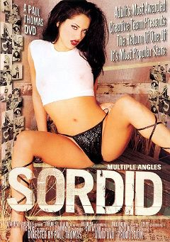 "Adult entertainment movie ""Sordid"" starring Taylor St. Claire, Maya Divine & Cassidey. Produced by Vivid Entertainment."