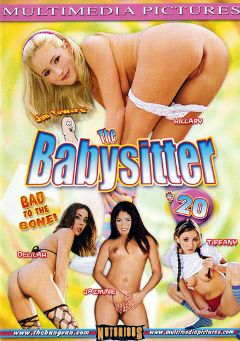 "Adult entertainment movie ""The Babysitter 20"" starring Hillary Scott, Tiffany Holiday & Delilah Strong. Produced by Multimedia Pictures."