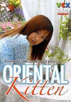 "Adult entertainment movie ""Oriental Kitten"" starring Suzy Chung, Rita Cous & Mea Tue. Produced by VCX Home Of The Classics."