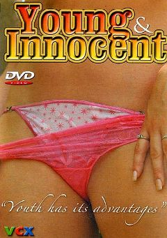 "Adult entertainment movie ""Young  and Innocent"" starring Tamara West, Ginger Jay & Robin Sane. Produced by VCX Home Of The Classics."