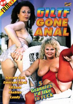 "Adult entertainment movie ""GILTF Gone Anal"" starring Candy Cooze, Miss Shaplee & Alex Sao Paolo. Produced by Filmco."