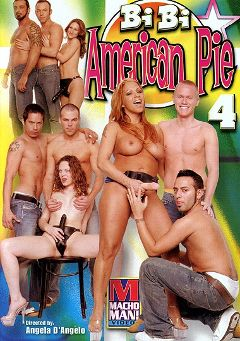 "Adult entertainment movie ""Bi Bi American Pie 4"". Produced by Legend."