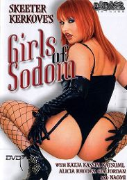 "Just Added presents the adult entertainment movie ""Girls Of Sodom""."
