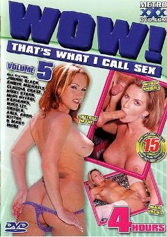 "Adult entertainment movie ""Wow  That's What I Call Sex    5"" starring Inari Vachs, Wendi Knight & Shelbee Myne. Produced by Metro Media Entertainment."