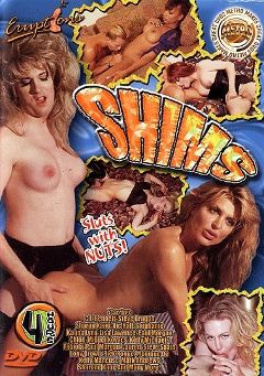 "Adult entertainment movie ""Shims"" starring Fabiola Dos Santos, C.J. Bennett & Kelly Michaels. Produced by Metro Media Entertainment."