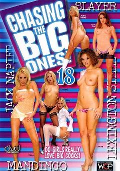 "Adult entertainment movie ""Chasing The Big Ones 18"" starring Sativa, Anika Fox & Tina. Produced by West Coast Productions."