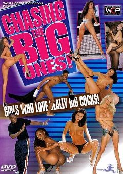 "Adult entertainment movie ""Chasing The Big Ones"" starring Patricia McNeil, Nefertiti & Sheila Rossi. Produced by West Coast Productions."