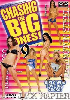 "Adult entertainment movie ""Chasing The Big Ones   9"" starring Venus, Tommi Rose & Bree Brooks. Produced by West Coast Productions."