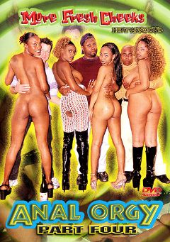"Adult entertainment movie ""Anal Orgy 4"" starring Tai, Chastity & Cherry Wood. Produced by Heatwave Entertainment."