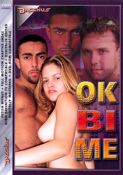 "Adult entertainment movie ""Ok Bi Me"". Produced by Filmco."