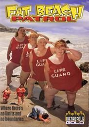 "Just Added presents the adult entertainment movie ""Fat Beach Patrol""."