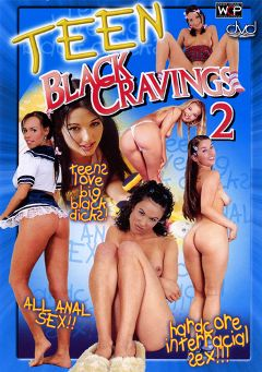 "Adult entertainment movie ""Teen Black Cravings 2"" starring Amina, Nika Blond & Simone Style. Produced by West Coast Productions."