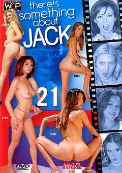 "Adult entertainment movie ""There's Something About Jack 21"" starring April, Hazel & Ashley. Produced by West Coast Productions."