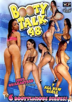 "Adult entertainment movie ""Booty Talk 48"" starring Mone Divine, Marie Luv & Kyla Marshall. Produced by West Coast Productions."