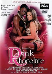 "Just Added presents the adult entertainment movie ""Pink Chocolate""."