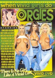 When Vivid Girls Do Orgies