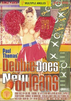 "Adult entertainment movie ""Debbie Does New Orleans"" starring Sky, Vivian Valentine & Johnny Gallon. Produced by Vivid Entertainment."