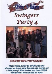 """Featured Category - Orgies presents the adult entertainment movie """"Swingers Party 4""""."""