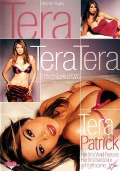 "Adult entertainment movie ""Tera Tera Tera"" starring Tera Patrick, Spyder Jonez & Grant Michaels. Produced by Alternate Angles."