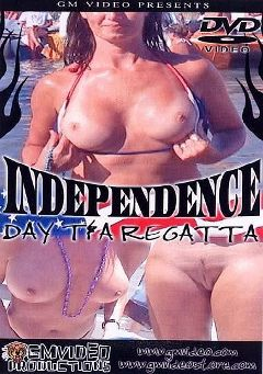 "Adult entertainment movie ""Independence Day T And A Regatta"" starring Sharon Mitchell. Produced by GM Video."