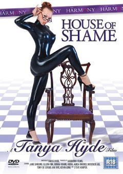 "Adult entertainment movie ""House Of Shame"" starring Donna Marie, Nic Vega & Morrigan Hel. Produced by Harmony Films Ltd.."