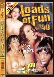 "Just Added presents the adult entertainment movie ""Loads Of Fun 40""."