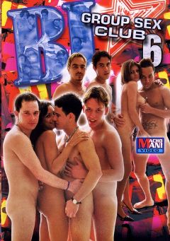 "Adult entertainment movie ""Bi Group Sex Club 6"" starring Renato Lemos, Suzy Anderson & Stefano Silva. Produced by Legend."
