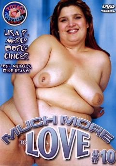 "Adult entertainment movie ""Much More To Love 10"" starring Dino Bravo, Tony Michaels & Mercy. Produced by Totally Tasteless Video."