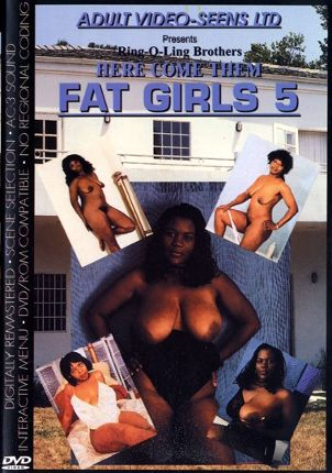 Straight Adult Movie Here Come Them Fat Girls 5