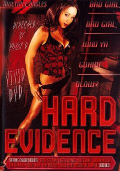 "Adult entertainment movie ""Hard Evidence"" starring Chelsea Sinclaire, Wendy Divine & Sabrina Love-Cox. Produced by Vivid Entertainment."