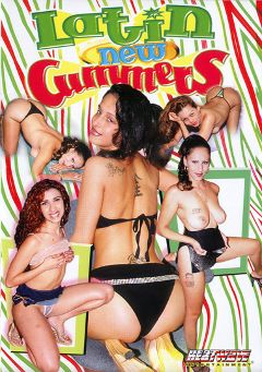 "Adult entertainment movie ""Latin New Cummers"" starring Seda, Alexxis & Dulce. Produced by Heatwave Entertainment."