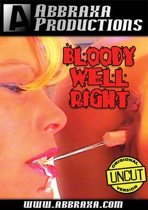 Straight Adult Movie Bloody Well Right