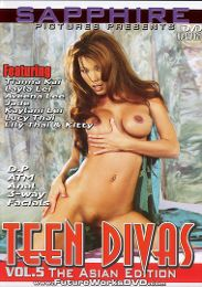 """Just Added presents the adult entertainment movie """"Teen Divas 5: The Asian Edition""""."""
