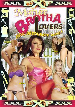 "Adult entertainment movie ""Mature Brotha Lovers"" starring Darien Ross, Chelsea Zinn & Harley Raine. Produced by EXP Exquisite."