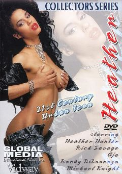 "Adult entertainment movie ""Heather"". Produced by Vidway."