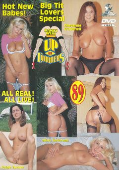 "Adult entertainment movie ""Up And Cummers 89"" starring Paige Turner, Zora Banks & Keith. Produced by New Machine."