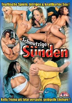 "Adult entertainment movie ""Schmutzige Sunden"" starring Vicky Leander, Fredericke Stanza & Monique La Belle. Produced by MMV Multi Media Verlag."