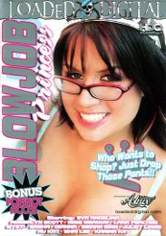 "Featured Studio - Loaded Digital presents the adult entertainment movie ""Blowjob Princess""."