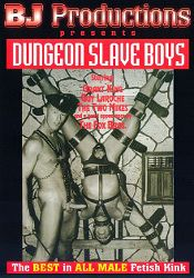 Gay Adult Movie Dungeon Slave Boys