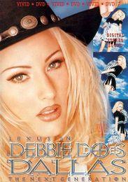 "Featured Studio - Vivid presents the adult entertainment movie ""Debbie Does Dallas: The Next Generation""."