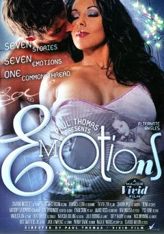"Adult entertainment movie ""Emotions"" starring Mercedez (I), Brad Taylor & Monica Star. Produced by Vivid Entertainment."