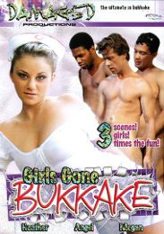 """Just Added presents the adult entertainment movie """"Girls Gone Bukkake""""."""
