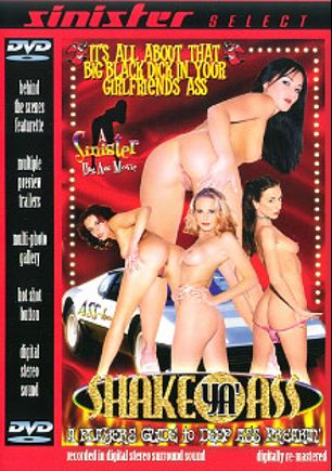 Shake Ya' Ass, starring Cindy, Estelle Laurence, Gia, Dominika, Karianna, Sledge Hammer, Wesley Pipes, Byron Long and Tony Eveready, produced by Sinister Production and Sin City.